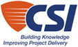 CSI: Building Knowledge. Improving Project Delivery