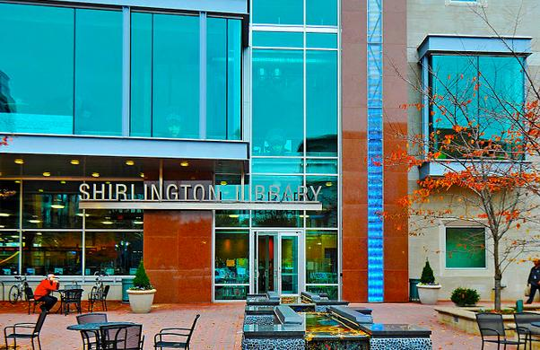shirlington branch library