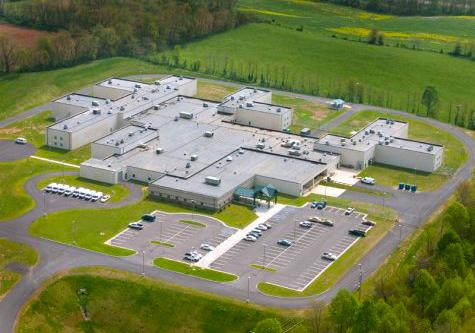 Downey Amp Scott Llc Southwest Virginia Regional Jail